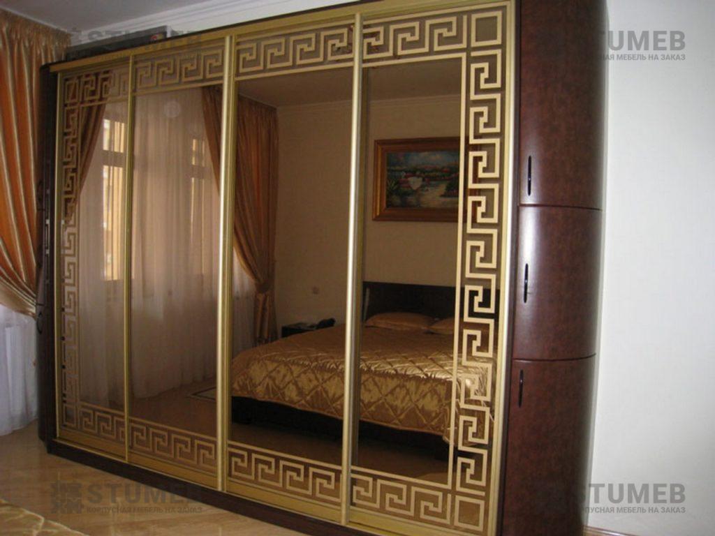 Шкаф-купе в комнате, Подольск
